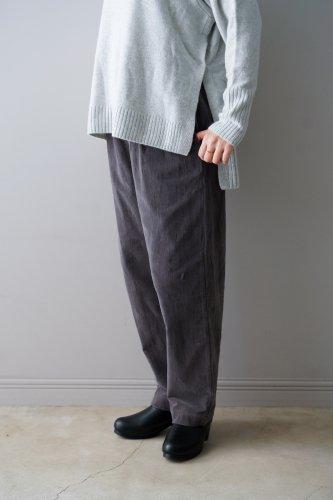 UNIVERSAL TISSU Velor Pants (Charcoal)