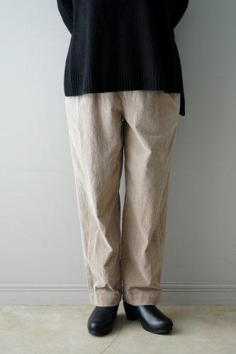 UNIVERSAL TISSU Velor Pants (Greige)