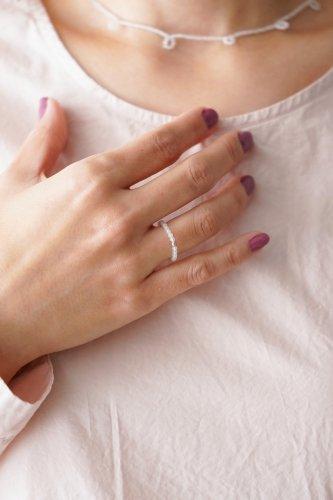 KAMIORI KAORI Ring (Silver)