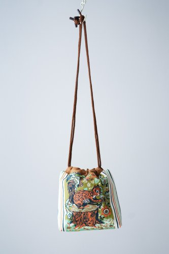 Nathalie Lete × mYmI Purse bag (Squirrel)