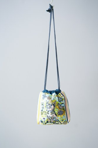 Nathalie Lete × mYmI Purse bag (Cat)