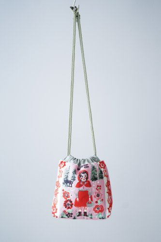 Nathalie Lete × mYmI Purse bag (Girl)