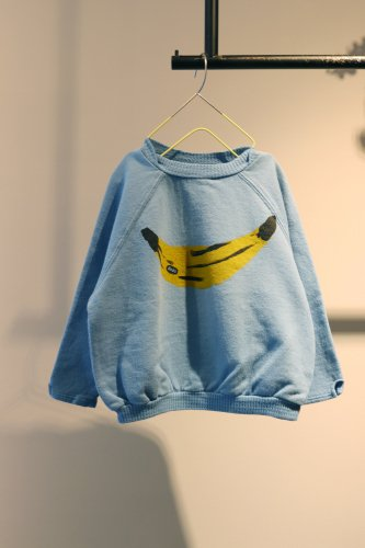 【sale】BOBO CHOSES Sweatshirt (Blue)-kids-2-3Years