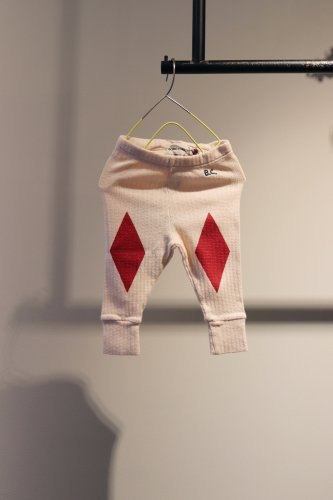 【sale】BOBO CHOSES Leggings(Pink)-kids-3-6Month