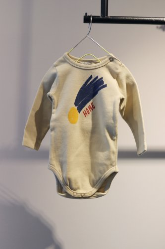 【sale】BOBO CHOSES Rompers(Off-white)-kids-6-12Month