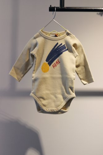 【sale】BOBO CHOSES Rompers(Off-white)-kids-3-6Month