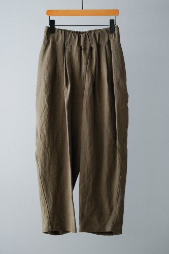 muuc Tapered pants  (Brown)