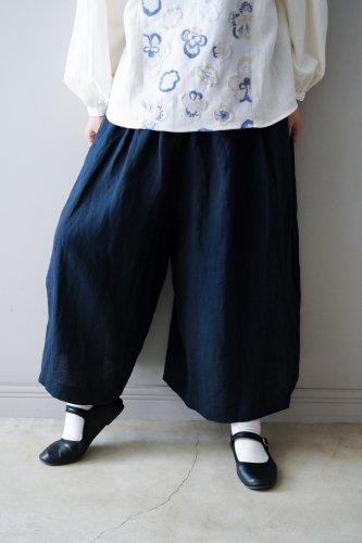 muuc Wide pants  (Navy)