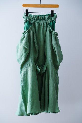 HOUGA lily skirt (Green)