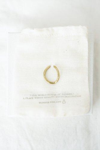 WONDER FULL LIFE Ear cuff(Gold)Small