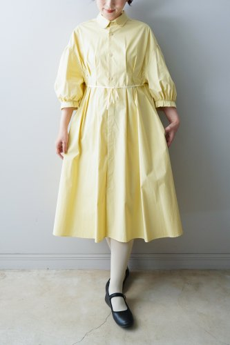 ASEEDONCLOUD One piece  (Pale yellow)