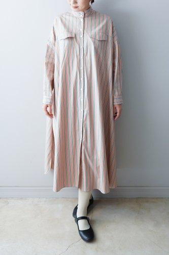 YAB-YUM Jacquard Stripe One-piece (natural)