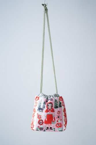 【sale】Nathalie Lete × mYmI Purse bag (Squirrel)-20%OFF