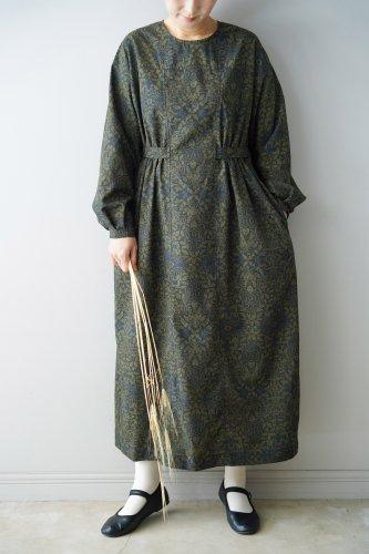 eLfinFolk Luminous flower dress (Khaki)