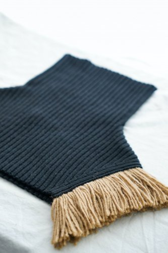 eLfinFolk neck warmer (Black)