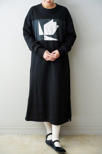 【予約商品】mudoca 2021-22AW 「そのかたち」-ONE-PIECE