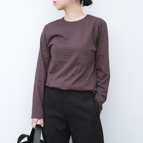 SUVIN60/2 PERFECT LONG SLEEVE T-SHIRT