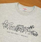 GOOD BYE APRIL × #kandari Tシャツ(イベントグッズ)通販・予約