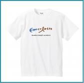 chocolatre×ストロボカフェ コラボオリジナルTシャツ
