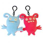UGLY DOLL キーチェーン Turny Burny BL×PK