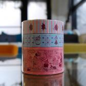 ムーミンマスキングテープ (リトルミィ)