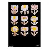 MAKOTO KAGOSHIMA 図案ポスター(A)
