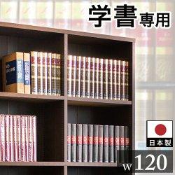 強化書棚 筋肉シェルフ 幅120cm 高さ180cm  国産 本棚