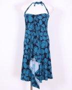 Plumeria 2wayスカート(ブルー)