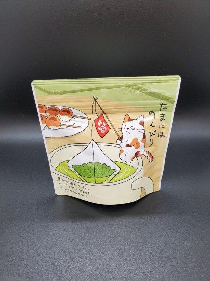 みたらしちゃん 緑茶ティーバッグ