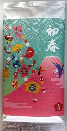 静岡県産 初春茶(シルバー)