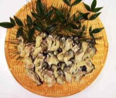 松島産直かき 生食用生かき水なし500g