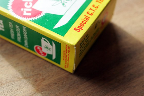CTC紅茶 TOKLA TEA グリーン(100g)