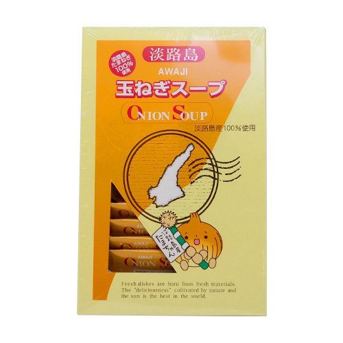 たまちゃんのオニオンスープ(コンソメ)箱 スティック14袋入り