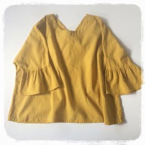 婦人服型紙  LP-52 ドルマンの後ろリボンプルオーバー