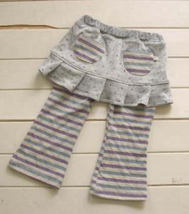 子供服型紙 KP-66 スカートつきパンツ