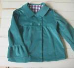 子供服型紙 KP-67 ショートコート