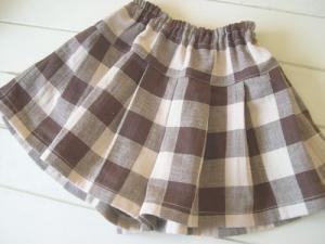 子供服型紙 KP-82 プリーツ*キュロット