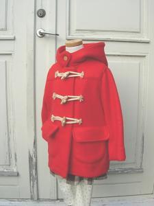 子供服型紙 KP−83  ダッフルコート