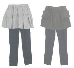 子供服型紙 KP-85 スカッツ2