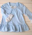 子供服型紙 KP-69  フリルカットソー