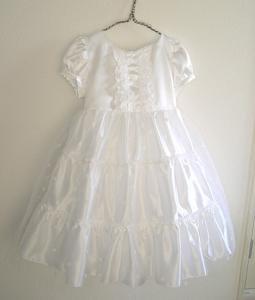 子供服型紙 KP-61 ふりふりワンピース*ドレス