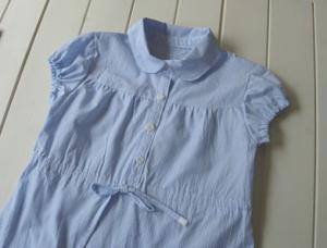 子供服型紙 KP-32 シャツワンピース