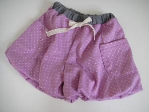 子供服型紙  KP-118  かんたんバルーン&かぼちゃパンツ