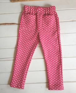 子供服型紙/婦人服型紙  KP-122 レギンスパンツ