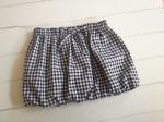 子供服型紙  KP-134 かぼちゃ(バルーン)スカート