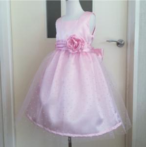 子供服型紙  KP-142  プリンセスドレス