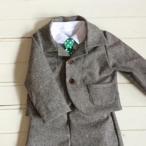 子供服型紙  KP-145  かんたんジャケット