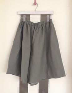 婦人服型紙  LP-48 ギャザーキュロット