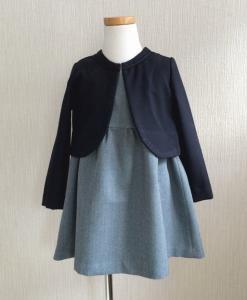 子供服型紙  KP-156 布帛のボレロ