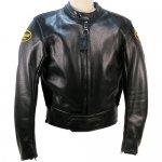 新品 バンソン/スポートライダー Vanson/SPORTRIDER MK2 CSV2 レザージャケット ブラック